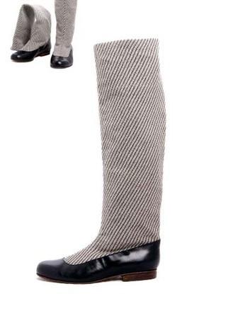 Проба пера латвийских обувщиков — Мода на Look At Me
