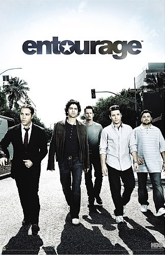 Entourage («Окружение») — Новости на Look At Me