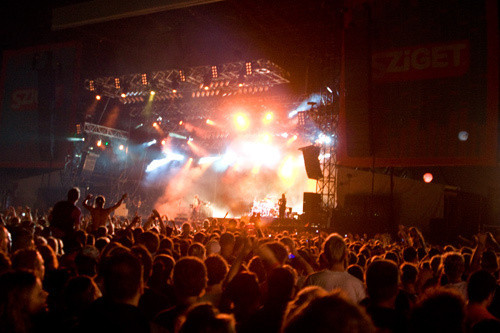 5 музыкальных фестивалей, которые стоит посетить — Музыка на Look At Me