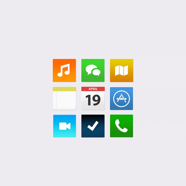 Дизайнеры концептов iOS 7 критикуют обновление Apple — Мнение на Look At Me
