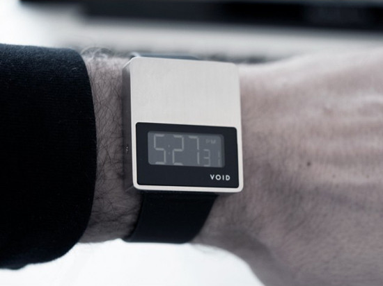 Часы VOID V01 для минималистов