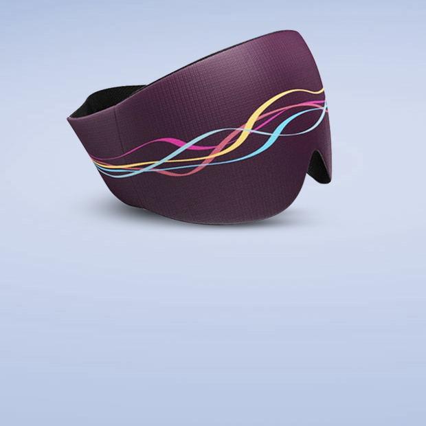 Объект желания: «Умная» маска для сна NeuroOn — Покупка на Look At Me