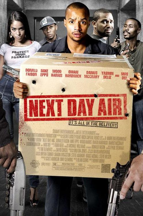 Доставка завтра авиапочтой ( Next Day Air ) — Новости на Look At Me
