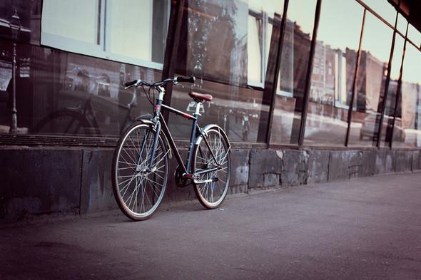 Конкурс на лучший дизайн велосипеда — Дизайн на Look At Me