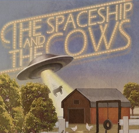 The Spaceship and The Cows — Музыка на Look At Me