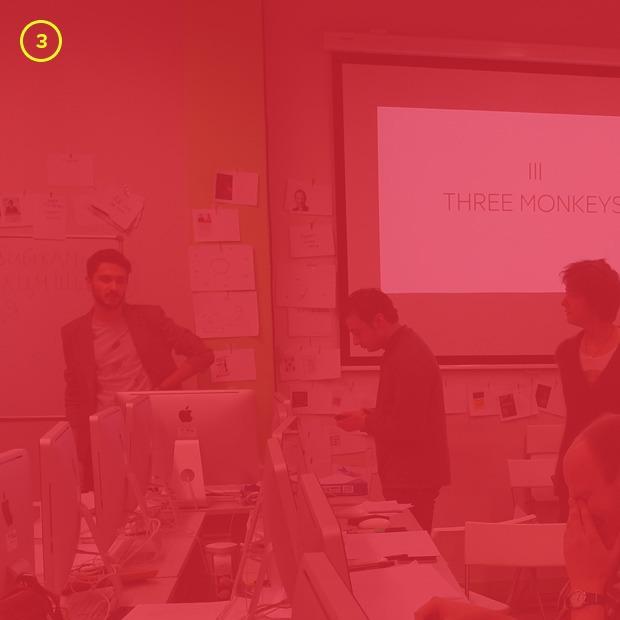 Как учат арт-директоров в БВШД, день 5–6 — Блог Дениса Шарыпина на Look At Me