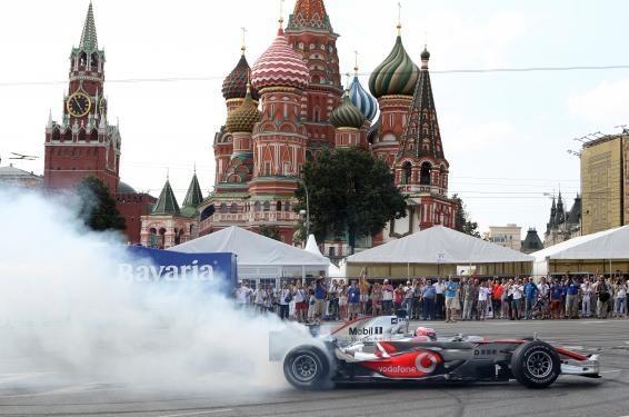 MOSCOW CITY RACING 2011 совсем скоро! — Наука и Технологии на Look At Me