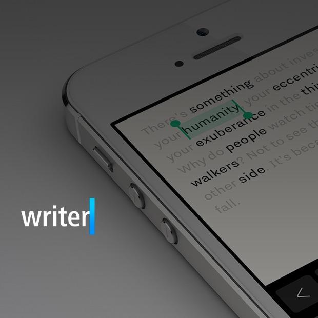 «Блокнот» не для всех:  как Writer.Pro изменит работу с текстом — Стартап на Look At Me