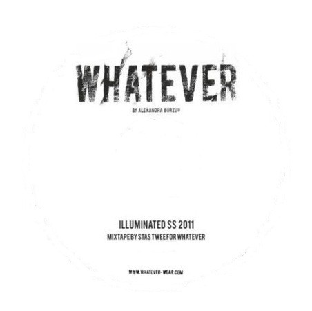 Mixtape by Stas Twee for WHATEVER — Мода на Look At Me