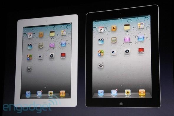 Компания Apple представила вторую версию планшета iPad