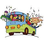 Веселый автобус — Промо на Look At Me