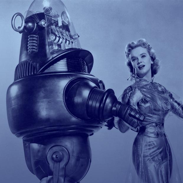 Власть роботам: Каким представляли восстание машин в 1920-х годах — Будущее на Look At Me