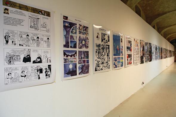 Миссия выполнима - на фестивале комиксов «КомМиссия» прошел круглый стол на тему «Комиксы в России» — Комиксы на Look At Me