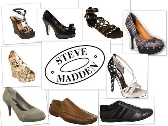 Праздник шопинга в Steve Madden — Промо на Look At Me