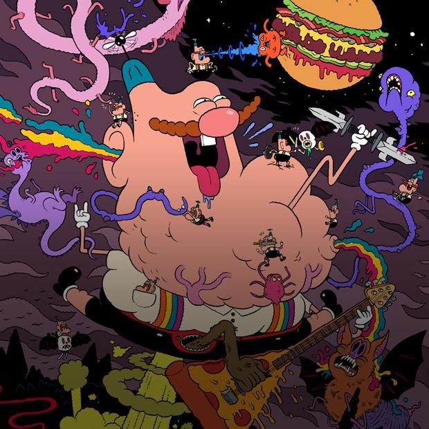 Случайный ремейк «Карлсона» на Cartoon Network