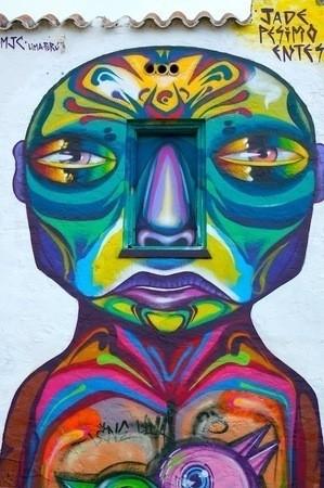 Уличное Майами — Стрит-арт на Look At Me