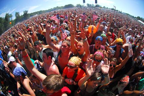 Музыкальные фестивали второй половины лета — Музыка на Look At Me