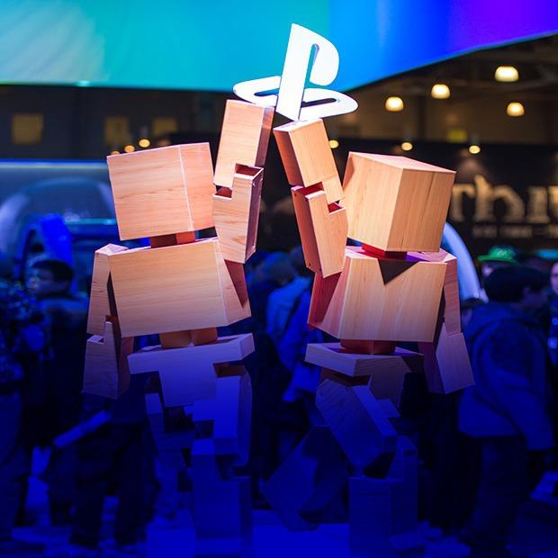 Косплей, киберспортсмены, PS4 и Xbox One на выставке «ИгроМир-2013» — Репортаж на Look At Me