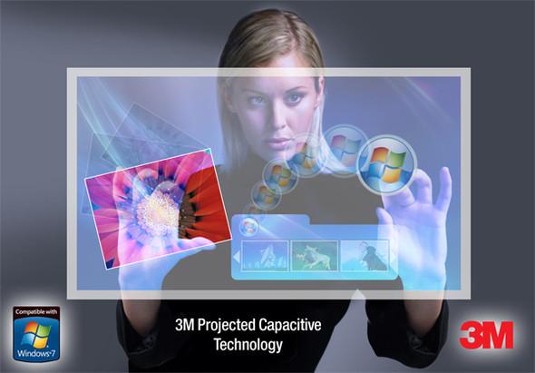 Технологии 3M Touch Systems — Наука и Технологии на Look At Me