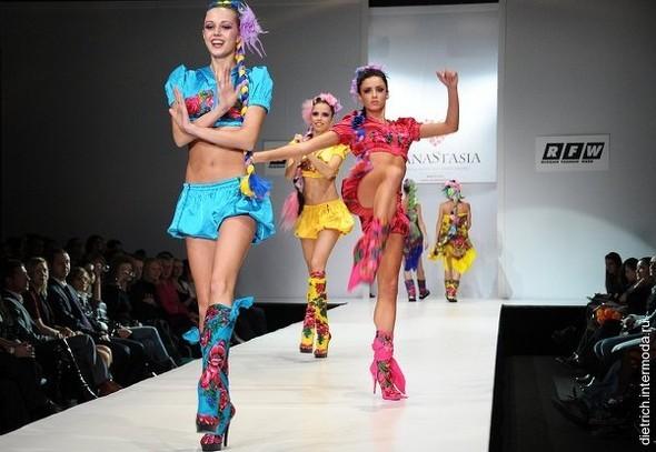 Рейтинг показов прошедших недель моды — Мода на Look At Me