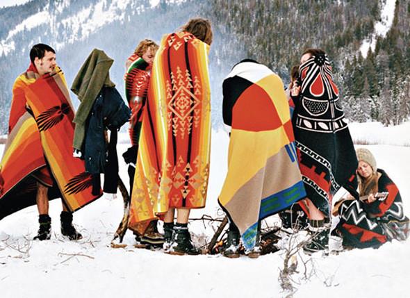 9 атмосферных фотоальбомов о зиме