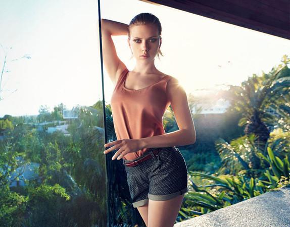Scarlett Johansson — Мода на Look At Me