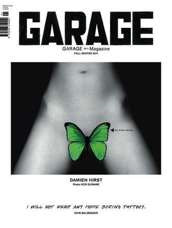 Обложки новых журналов об искусстве: Garage и «Артхроника» — Новости на Look At Me