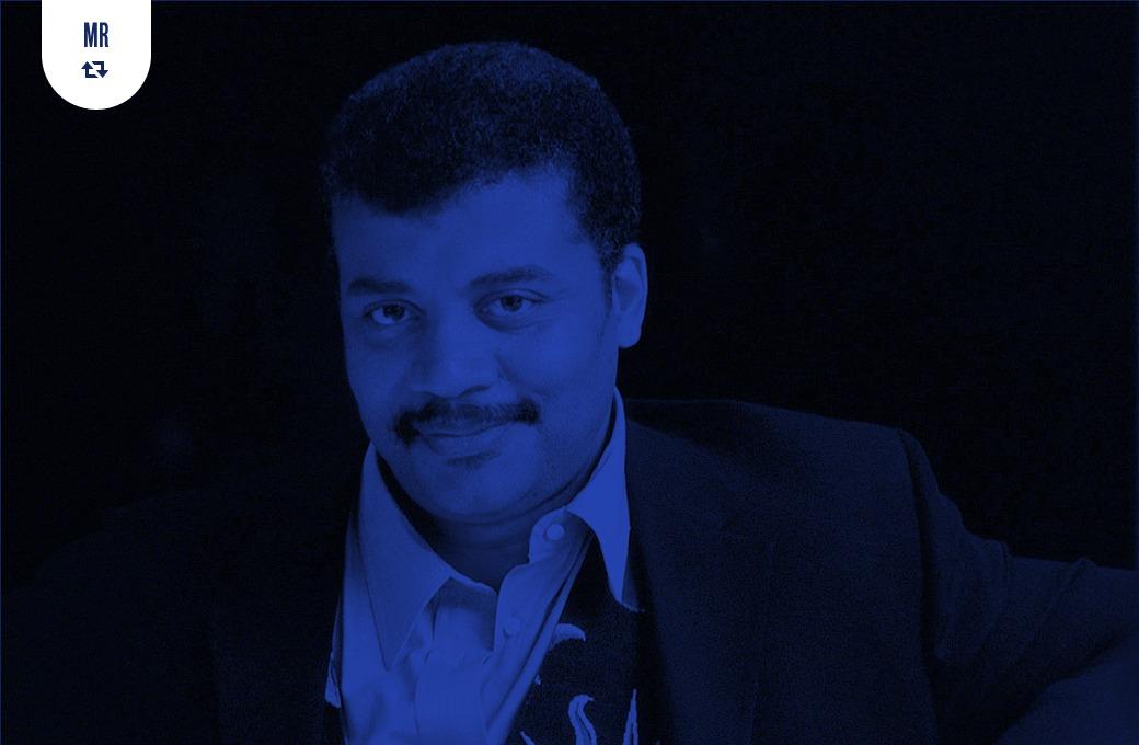 Нил Деграсс Тайсон,  астрофизик