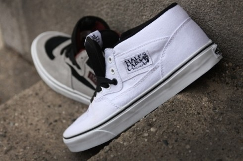 Vans Half Cab 2011 April New Releases — Сникер-культура на Look At Me