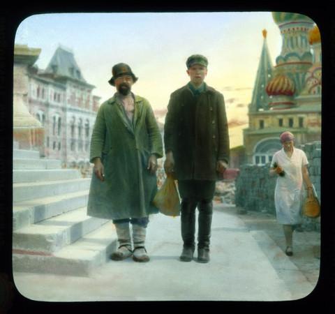 Москва в цвете 1920-30х годов — Фотография на Look At Me