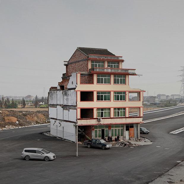 Галерея: где живут самые упрямые люди Китая — Репортаж на Look At Me