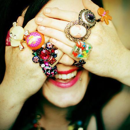 Колечко, колечко, кольцо — Мода на Look At Me