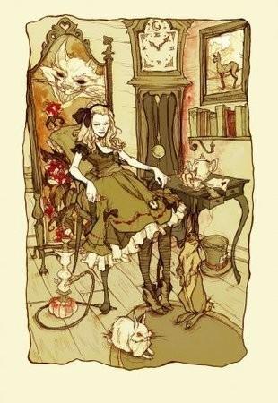 Abigail Larson — Иллюстрация на Look At Me