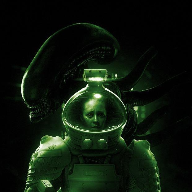«Представь, что ты большой желтый круг!»:  Пятеро человек играют в Alien: Isolation