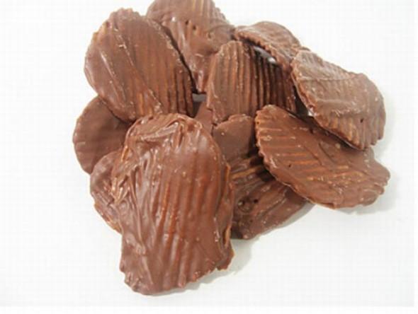 Несъедобное съедобно - какие бывают чипсы