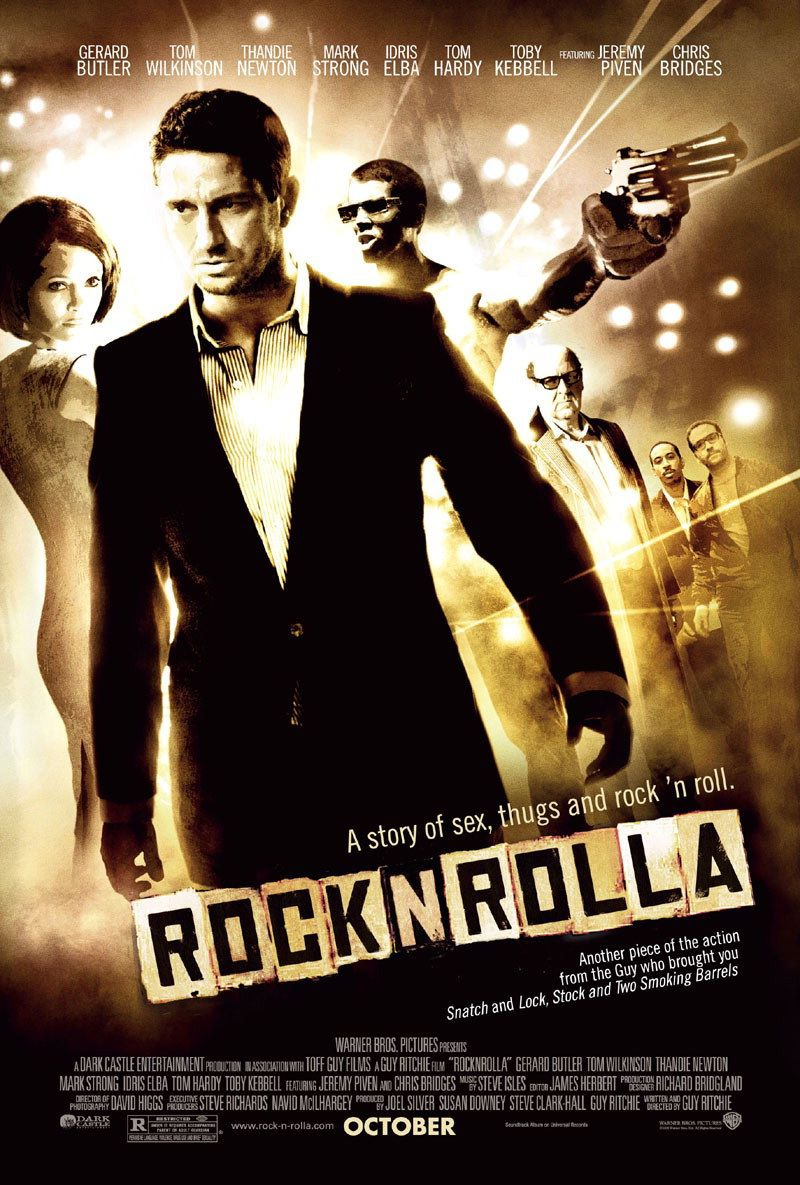 Rock ' n' Roll by Guy Ritchie — Новости на Look At Me
