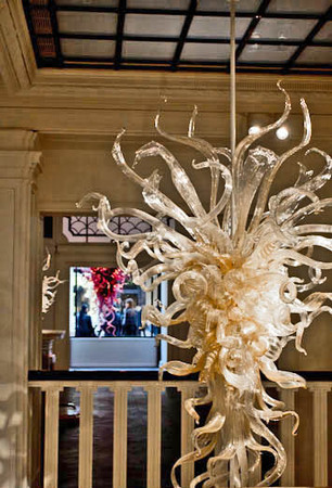 Dale Chihuly/Дейл Чихули — Искусство на Look At Me