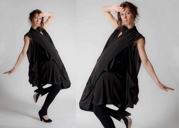 Лукбук летних жилетов от Zhanna Nesterova — Мода на Look At Me