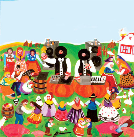 WORLD MUSIC ФЕСТИВАЛЬ «ЭТНОМЕХАНИКА» 8-9 октября, Санкт-Петербург — Музыка на Look At Me