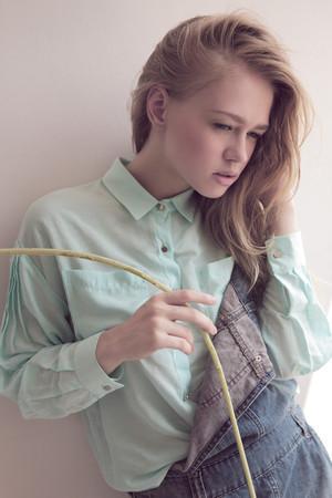 Александра Смирнова станет новым преподавателем Первой в России Школы Фотомоделей MODEL LAB — Мода на Look At Me