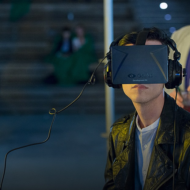 Экспериментальный день видеоигровой выставки Strelkraft