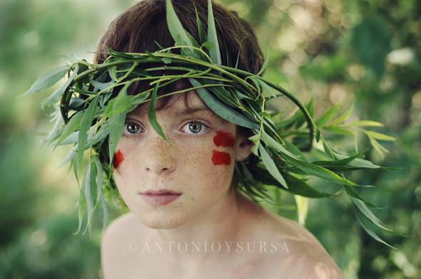 «Вечно молодой» Антонио Юсурса — Фотография на Look At Me