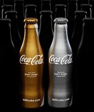 Daft Punk и Coca-Cola