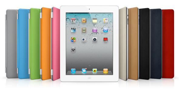 В США начали продавать планшеты Apple iPad 2