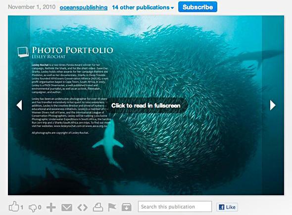 Обновления сервиса Issuu.com — Медиа на Look At Me