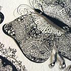 Вырезанные из бумаги картины – Hina Aoyama