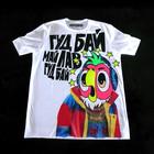 Мужские футболки DENIS SIMACHEV fw'09