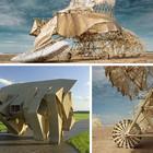 Видео – Кинетические скульптуры Theo Jansen