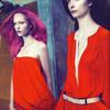 Кампании: BCBG Max Azria и McQ by Alexander McQueen