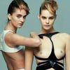 Украинский Vogue показал видео с 10 моделями
